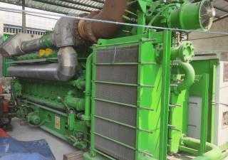 Engine Jenbacher J616GS E12