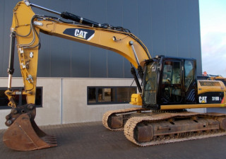 Caterpillar 319Dl