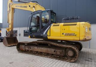 New Holland E215C