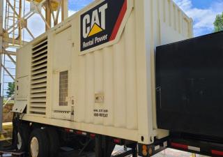 2007 Caterpillar Pm1000 Generator Set