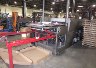 Armac 3036 Series New 1998 Thermoformer Roll Fed W/Trim Press