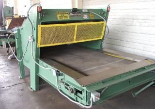 "48"" Maren Pinch Conveyor Shredder"