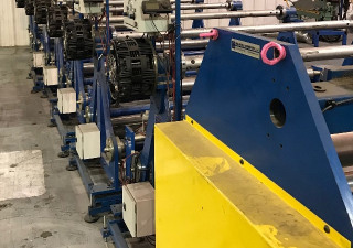 "80"" Double E Unwinding And Slitting System Mfg. 2013"