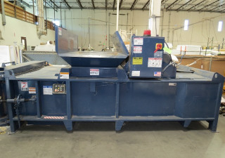 Excel Ex60-2 Horizontal Baler 20 Hp Reconditioned 2016