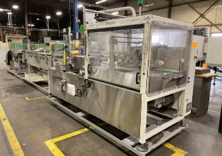 Stork Textwrap Model T-E1407Ss-240-02 Wrapping Line