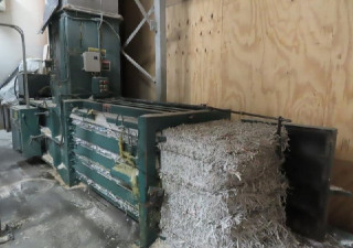 Economy Horizontal Baler Model 72Ah36