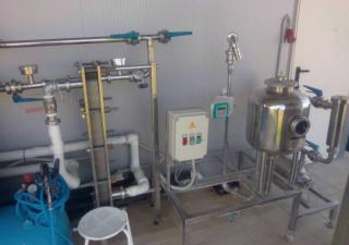 Complete Feta /Milk and Mizithra Plant