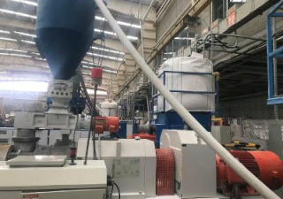 80 Mm Liansu Lse80 Pvc Pipe Extrusion Line