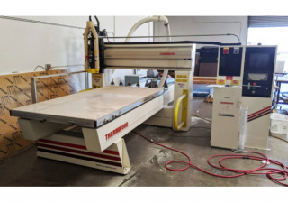 "Used Thermwood Cs 40, 48"" X 96"" Table, 3 Axis Cnc Router, New In 2003"
