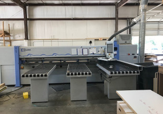 Holzma Hpp380/38/38 Horizontal Beam Panel Saw