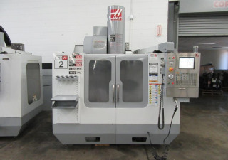 Haas Vf-2Ss Cnc Vertical Machining Center With 4Th Axis Drive And High Speed Machining
