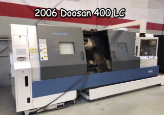 Daewoo Doosan 400 LC