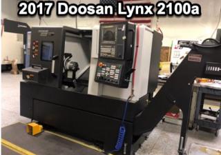 Daewoo Doosan Lynx 2100a
