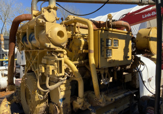 Caterpillar 3512 engines