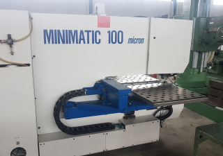 Punching machine Trumpf minimatic 100 CNC