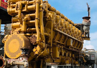 CATERPILLAR 3616 Gas Engine