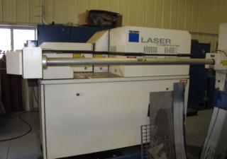 Trumpf Trumatic L4003E Laser W/ Tlf 2600 Turbo