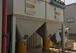 Balducci Dust Extraction System