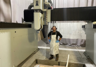 Anderson MASS 5 NC 1540 IP 5-Axis CNC Router