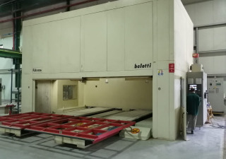 Belloti 5 Axes High Speed Moving Bridge Machining Center