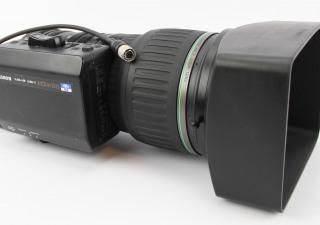 Canon Hj40X14B Iasd-V, 40X Super Telephoto Lens With Controllers
