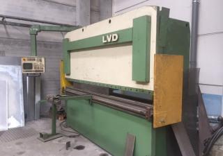 LVD PPBL 135/30 press brake + HSL 31/6,35 shears