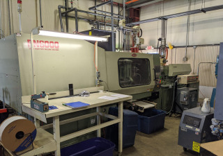 Used 309 Ton Nissei Fn6000 Injection Molding Machine