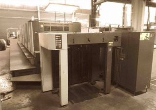Komori Lithrone LS 540 CX