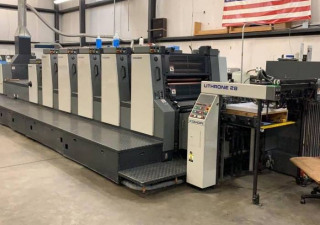 Komori Lithrone L-528 Cx