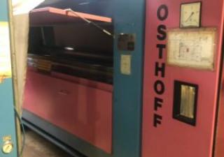Osthoff VP 99 Singeing Machine
