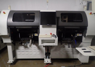 Universal Genesis GC-120Q 4991C Placement Machine