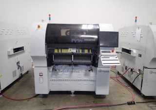 Universal Genesis GC-60 4990E Placement Machine (2009)