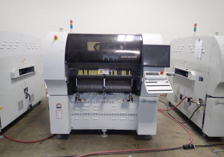 Universal Genesis GC-60D 4990E Placement Machine (2009)