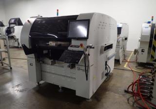 Universal Genesis GX-11S 4992B Placement Machine (2008)