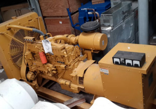 Caterpillar D3406 DITA generator set