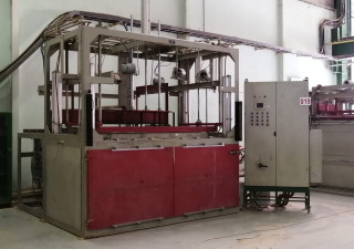 Machinecraft Thermoforming Machine