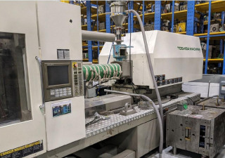 Used 390 Ton Toshiba Ec390 Injection Molding Machine