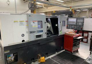 2014 Okuma Genos L400E 2-Axis Cnc Turning Center
