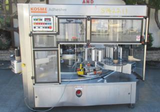 Kosme EXTRA.ADH.504 pressure sensitive labeller