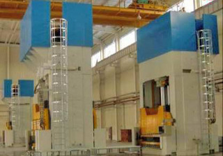 frp hydraulic press