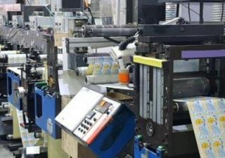 Flexo printing machine Gallus EM 280, 2000(6)