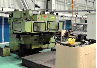 Console milling machine TOS FGS 63 CNC