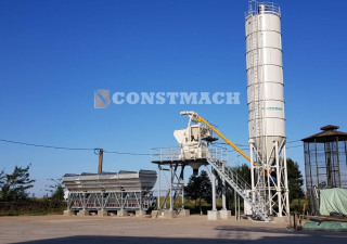 CONSTMACH is the leader concrete batching plant, crush