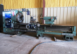 "Kingston 34"" HG3000 Oil Country Lathe"
