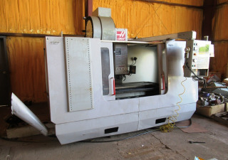 Haas VF-3B CNC Vertical Machining Center