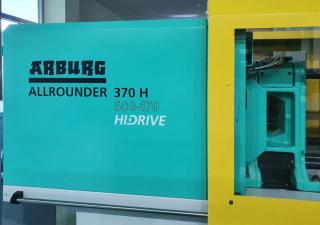 Arburg370 H Allrounder