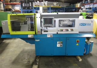 Boy 55-Ton Plastic Injection Molding Machine 2013