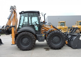 BACKHOE LOADER CASE 695ST - 2019 - 3H