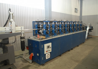 Roll forming line CD60/27; UD28/27 NEOPROFILE CD60/27; UD28/27