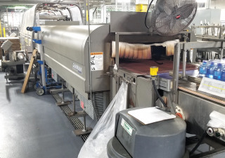 Douglas M-75 Multi Wrapper Bundler With Contour Heat Tunnel